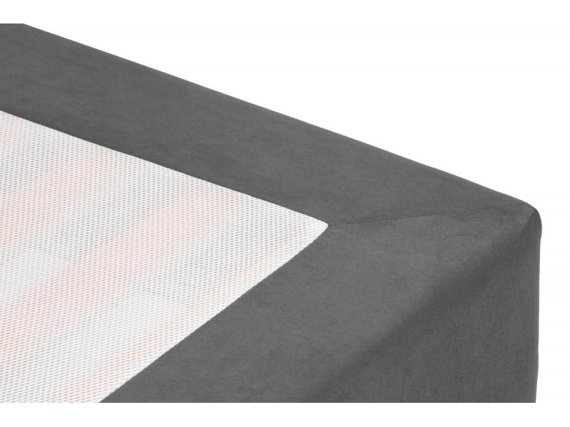 Matelas à ressorts Multispire LUMIA marque EPEDA 2 faces de couchage et 3 zones de confort 21 cm épaisseur